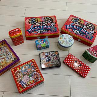 ディズニーキャラクター缶❤️