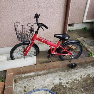 子供用自転車、2019年購入 3000円