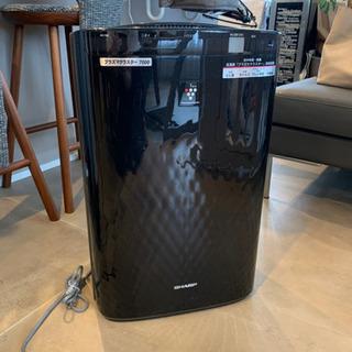 プラズマクラスター7000 シャープ空気清浄機 加湿器
