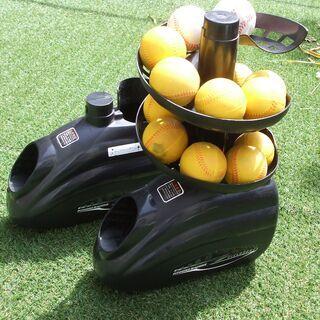 フィールドフォース ピッチングマシン テニス硬式でも使用出来ます。