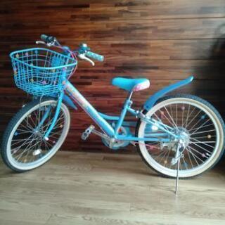 自転車 マウンテンバイク 女の子 ♪