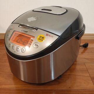 タイガー IH炊飯器 10合炊き(一升) tacook JKT-...