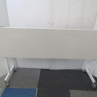 山口)下松市より 会議テーブル(山善)YM-1545 幅1…