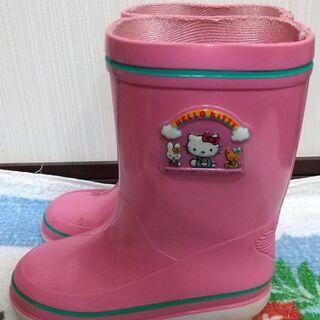 キティちゃん 長靴 18.0cm