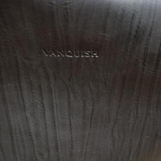 【VANQUISH/ヴァンキッシュ】 オイル加工3ポケット…