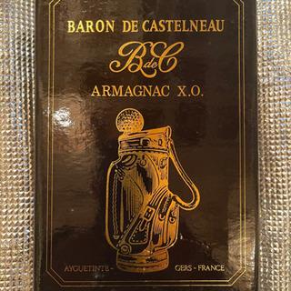 バロンドカステルノー アルマニャック 700ml 古酒
