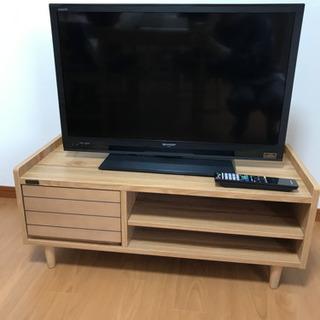 液晶テレビ32型・テレビ台セット