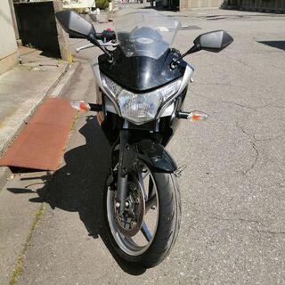 【中古】ホンダ CBR250R  バイク【250cc】