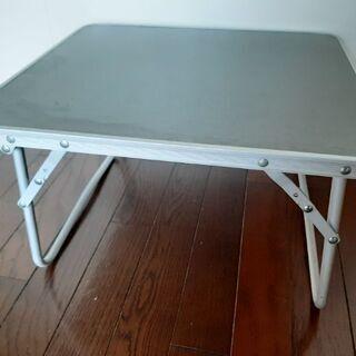 アウトドア 折り畳みテーブル