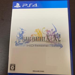 ファイナルファンタジーX / X-2 PS4 HD Rem…