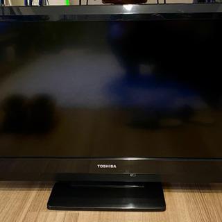 TOSHIBA 32インチ 液晶テレビ 32A1 説明書付き