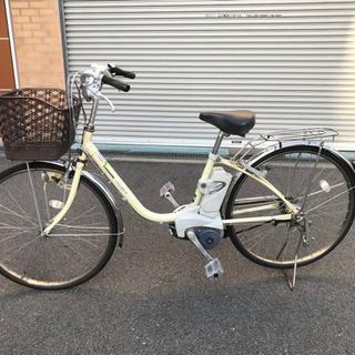 激安 パナソニック電動自転車 26インチ