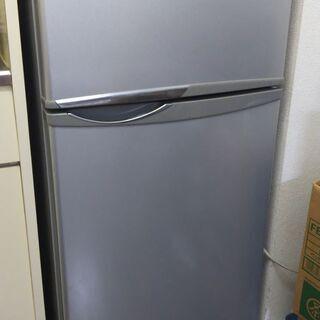 シャープ冷蔵庫118L(2013年製)