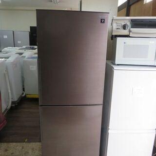 シャープ SJ-PD28E-Lプラズマクラスター冷蔵庫28…