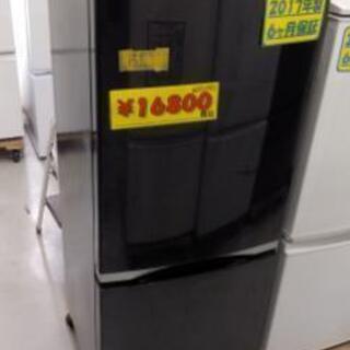 東芝 TOSHIBA GR-M15BS(K) [冷蔵庫 (…