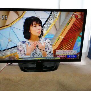 【お話中】LG 32インチ スマートTV テレビ 32LN570B 2013年 中古品 動作品 不具合無し 比較的美品 - 三田市