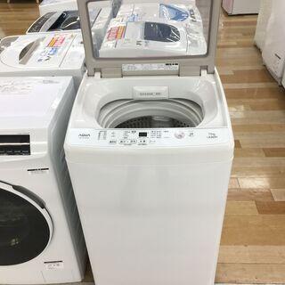 安心の12月保証付き!AQUA 洗濯機【トレファク岸和田】