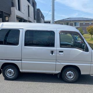 【ネット決済】週末限定!平成21年式sambar車検付き