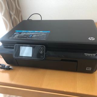 プリンター HP PHOTOSMART 5521 CX04…