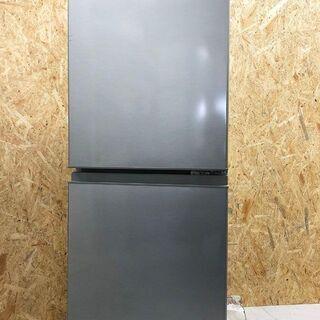 アクア AQUA 2ドア 冷凍冷蔵庫 AQR-13G 12…