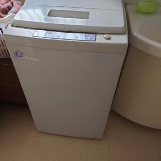 HITACHI 洗濯機 NW-420N 静御前