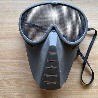 【訳あり】サバイバルゲーム用ゴーグル、ガスマスク風