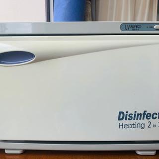 新品同様中古品 UV ランプボックス おしぼり保温ボックス
