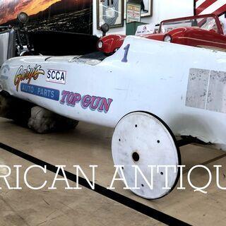 レースカー 全長215cm カルフォルニア州より ソープボックス...