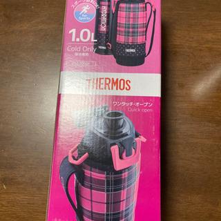 水筒 1リットル ピンク