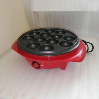 ★たこ焼き あつほかダイニング 電気たこ焼器12穴