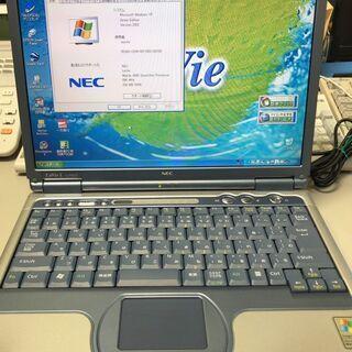 ★中古★NEC ノートパソコン LaVieL LL5503D W...