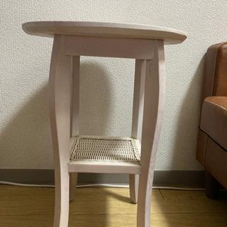 サイドテーブル アンティーク 姫家具