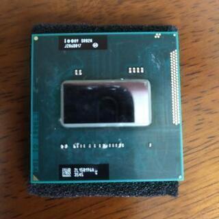CPU i7 2670QM👀👍