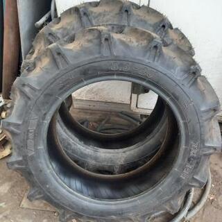 トラクターフロントタイヤ未使用