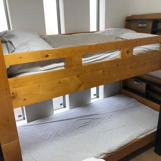 2段ベッド 二段ベット