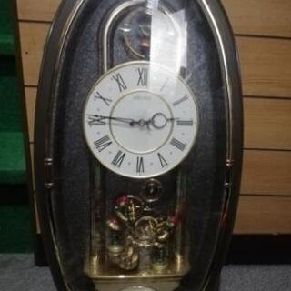 値下げ   セイコー柱時計動作品