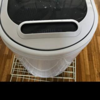小型洗濯機 3キロ ダイヤル式