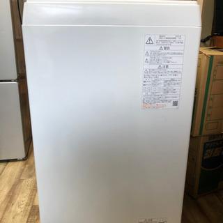 2020年12月発売モデル 東芝洗濯機 AW-45M9 中古・美品