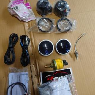 デポレーシング 油圧計 油温計 センサー