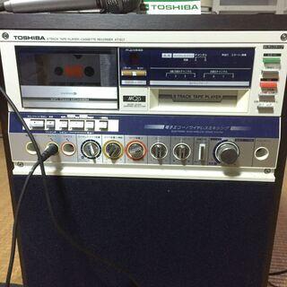 TOSHIBA KT-EC70 東芝8トラックテーププレヤ…