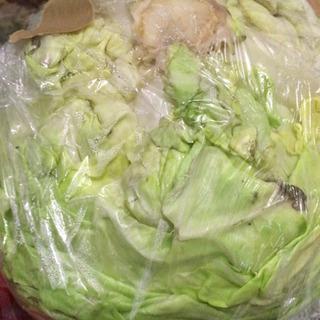 【お譲り先決定】野菜類 − 千葉県