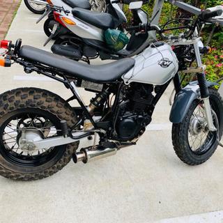 ヤマハTW200cc