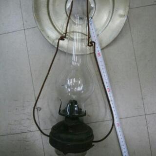 昔のランプ!