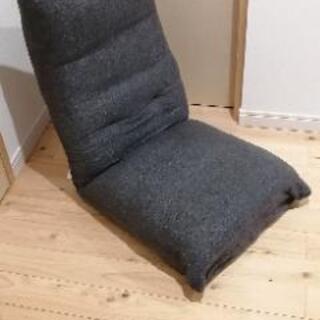 ニトリ ポケットコイル座椅子 美品