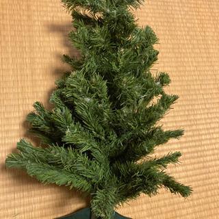 クリスマスツリー 飾り1点 高さ55㎝