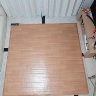 電気カーペット(かんたん床暖)