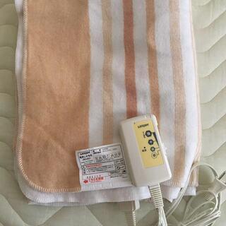4/23まで!!【無料で差上げます】電気毛布