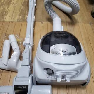 掃除機 【日立 2020年製】