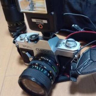 フィルムカメラ CANON FTB QL