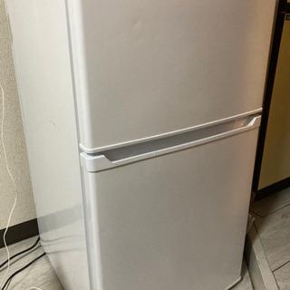 2ドア冷蔵庫 アイリスオーヤマ 2019年製